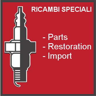 Ricambi-Speciali | Uw klassieke onderdelen zoeker