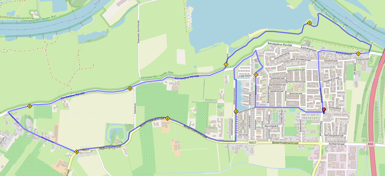 HeteRUN - Dekker Groep 10km